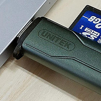 笔记本电脑没有读卡器怎么办?低价入手优越者USB 3.2 Gen 1 SD/TF读卡器,开箱体验