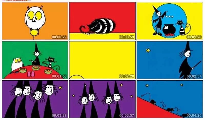 收藏!适合2-5岁的九部英语启蒙动画片,懒人鸡娃方案!