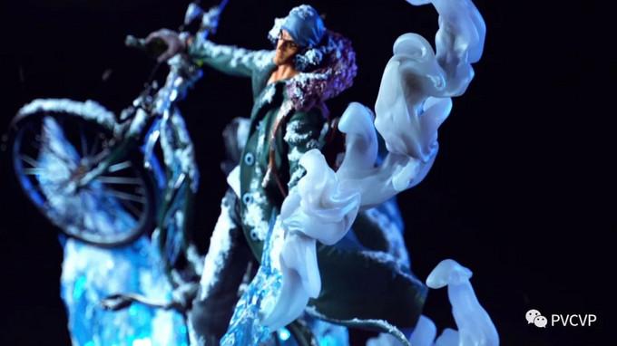 """集美殿堂正式发布""""别出心裁""""的两年后造型 青雉2.0 雕像作品"""