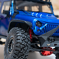 RC 篇五十七:雷神 KM2 Cragsman Pro 1/8 Jeep 顶火牧马人——性价比最高的KM攀爬车