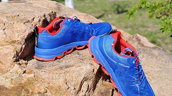 释放双脚,弹!弹!弹!入手诺诗兰SKY1.0户外运动鞋,减肥健身动起来