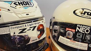 纯新手摩托入坑分享篇2 之 头盔开箱浅谈