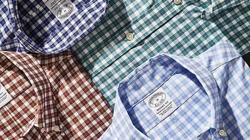 布克兄弟衬衫海淘全攻略——尺码、版型、购买渠道、省钱方案全方位解析