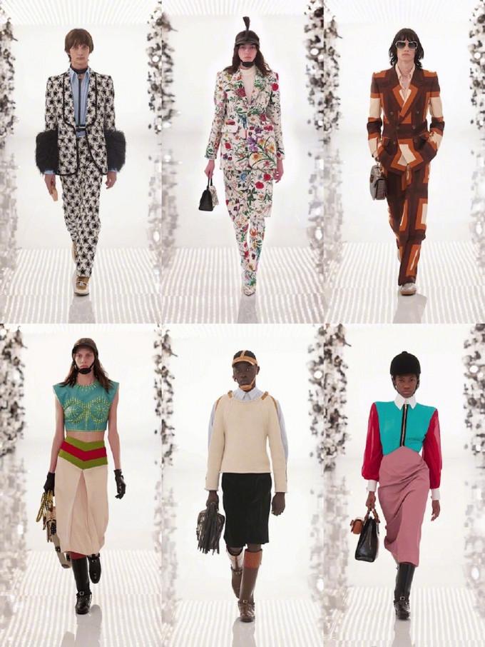 Gucci 100周年,推出全新系列《Aria-时尚咏叹调》,还有Balenciaga元素互换