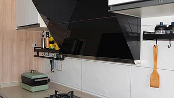 勤添印记 篇五十七:厨房油烟机也能 AI 智能化?云米油烟机 Wing 1C 烟灶套装实测