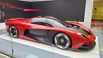 2021上海车展:百公里加速仅需1.9秒,红旗S9超跑正式亮相