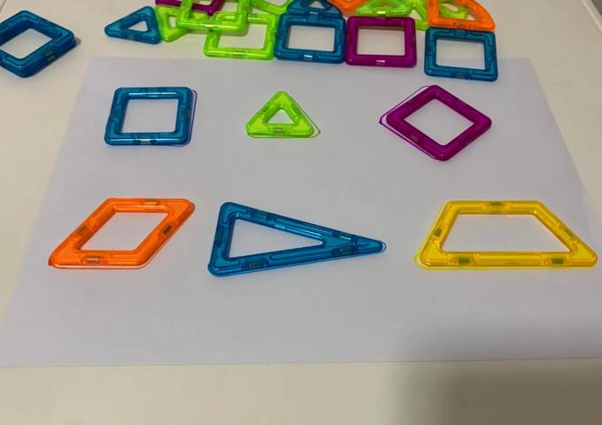 磁力片只会搭建?这些脑洞STEAM玩法比新玩具还香