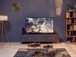三星QX2电视,高刷低延迟,为游戏而生