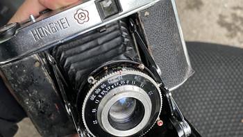 回收站 居然有 老式红梅HM一I相机