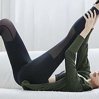 只有丝袜显腿长?我健身裤表示不服!