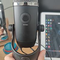 顶级USB麦克风blue yeti x开箱评测