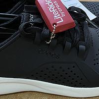 一双没那么丑却很舒服的Crocs——LiteRide休闲鞋晒单