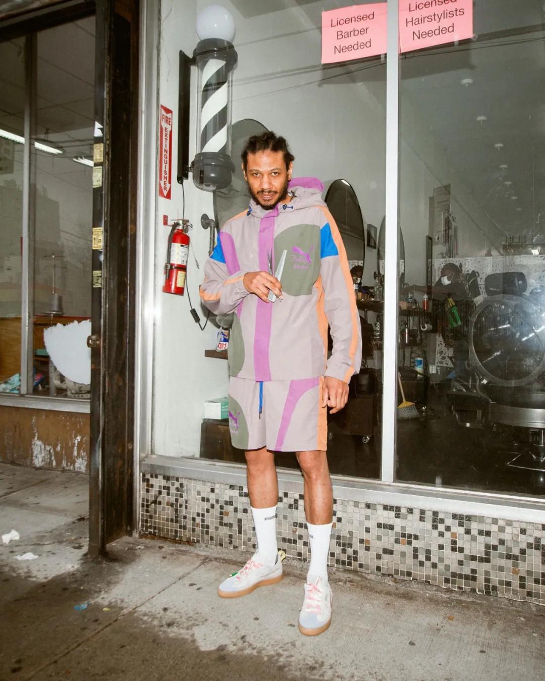 买铅笔还能送鞋?PUMA联名KIDSUPER STUDIOS推出新系列