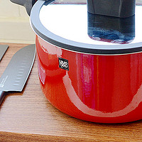 生活乐呵呵 篇六十:让你爱上厨房使生活更美好-火候刀具两件套、菜板、微压锅三件套上手