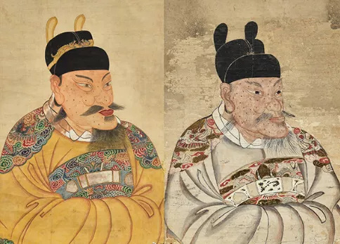 """画师惨遭砍头,古代""""最丑""""甲方朱元璋:上辈子受重伤,这辈子给朱元璋画像"""