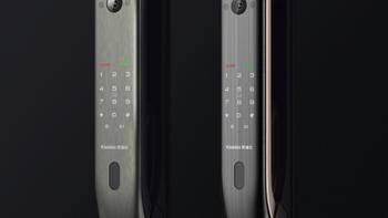凯迪仕K20 MAX智能门锁,3D人脸识别&可视猫眼,黑科技给你满满的安全感