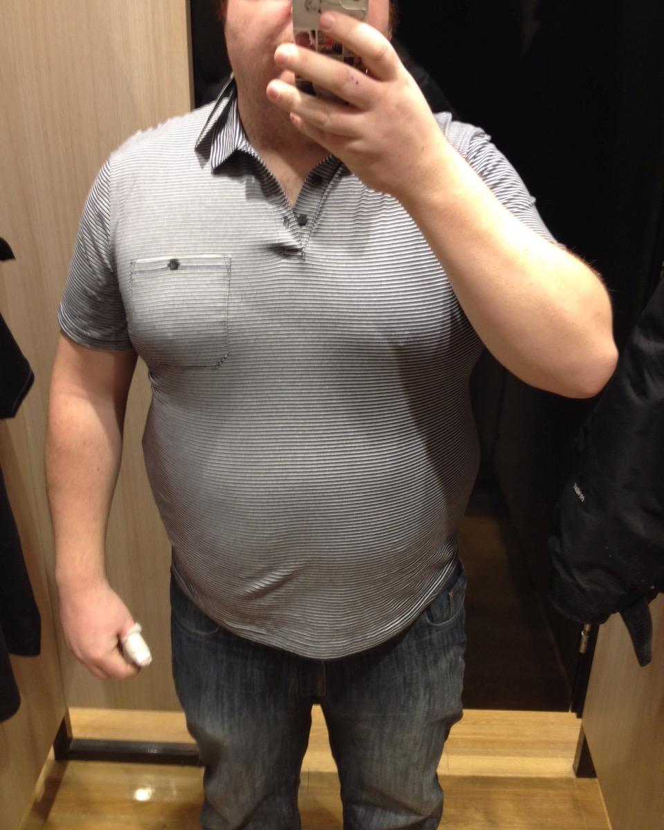 """偏胖男士如何快速改善""""B罩杯""""和""""大肚腩""""?"""