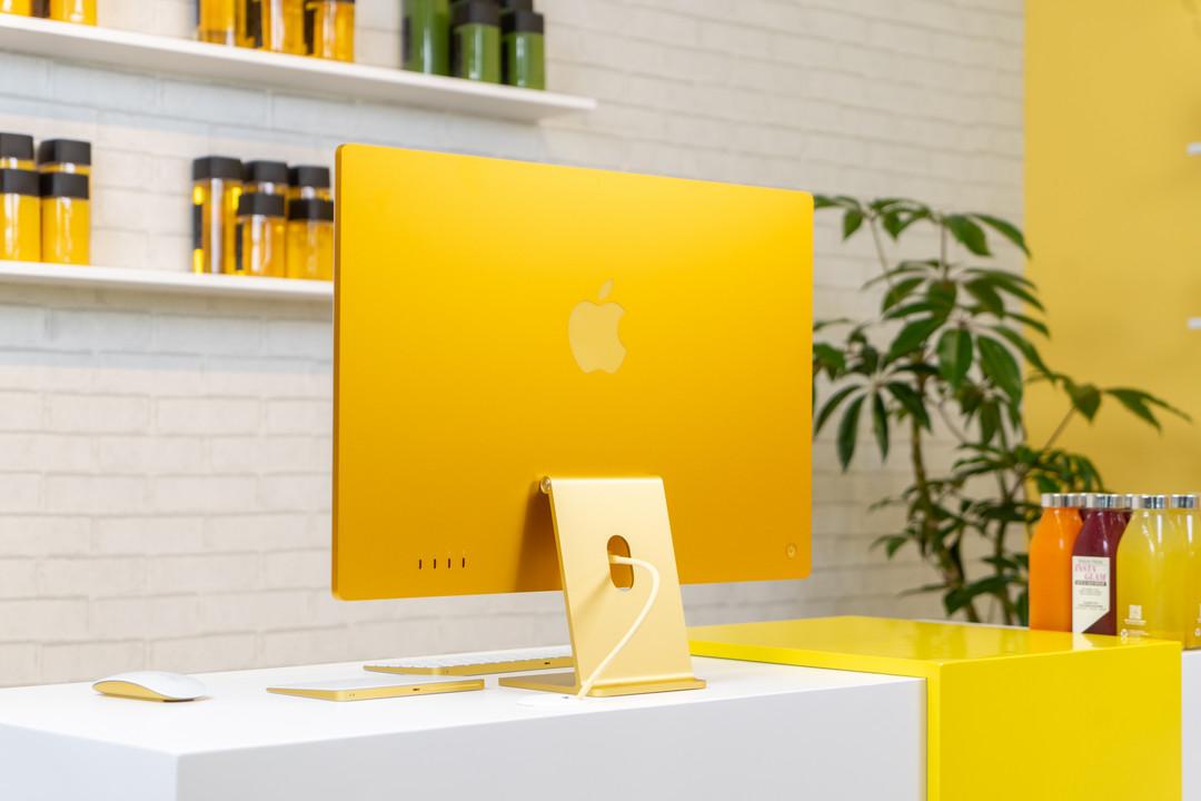 集齐7种颜色可以召唤神龙吗?Apple M1芯片iMac首发体验
