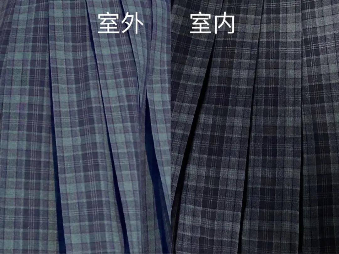 平价成品布JK制服【深夜幻境—海苔】测评,穿上就是满满的校供感~