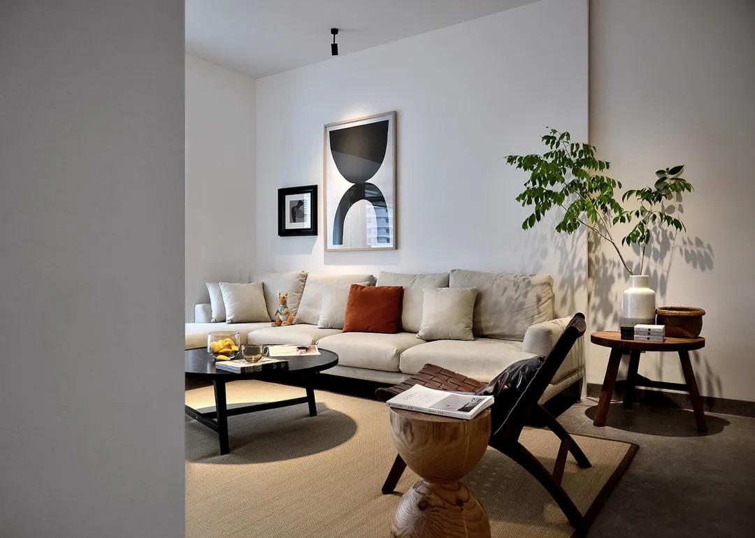 110㎡清新自然宅,原木+白,打造温馨舒适的空间美学