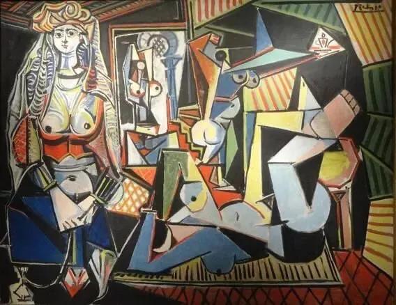 够贵!毕加索《坐窗边的女人》卖出6.6亿,仅用19分钟!画中正是他出轨的第4位情人,网友:是女人缔造了毕加索!