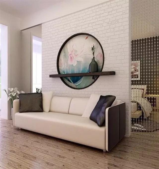 沙发靠墙已经OUT了,2021沙发流行这样摆放