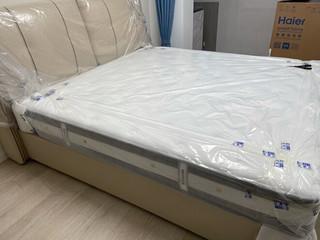 独立袋装弹簧 乳胶床垫 软硬两用