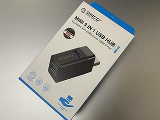 让你的笔记本USB TypeA口一扩三