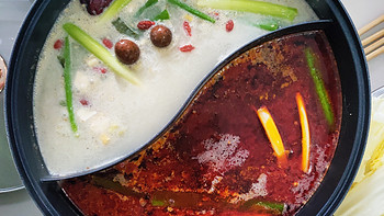 满满一锅色香味,带给你一人两味的狂欢--美的鸳鸯电火锅