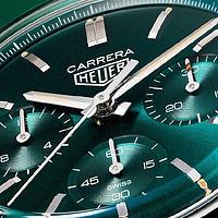 绿盘腕表又成主力,5月这几款新品你看了吗?