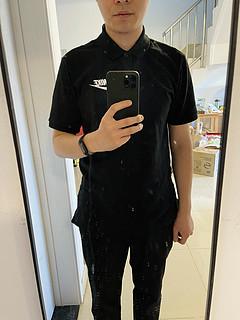 买运动品牌Polo衫,避免穿成中年油腻男
