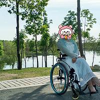 轮椅上的穿搭 篇四:娉娉袅袅,重回汉唐云间雪对襟齐胸襦裙
