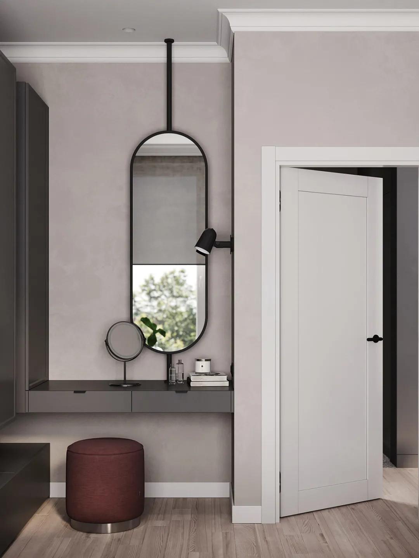 这个35㎡超小公寓,诠释出极简风的高级感!附灵感清单!