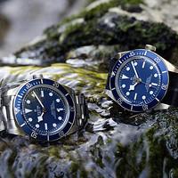 """被誉为去年""""最成功""""的潜水腕表,帝舵碧湾1958真的无敌吗?"""
