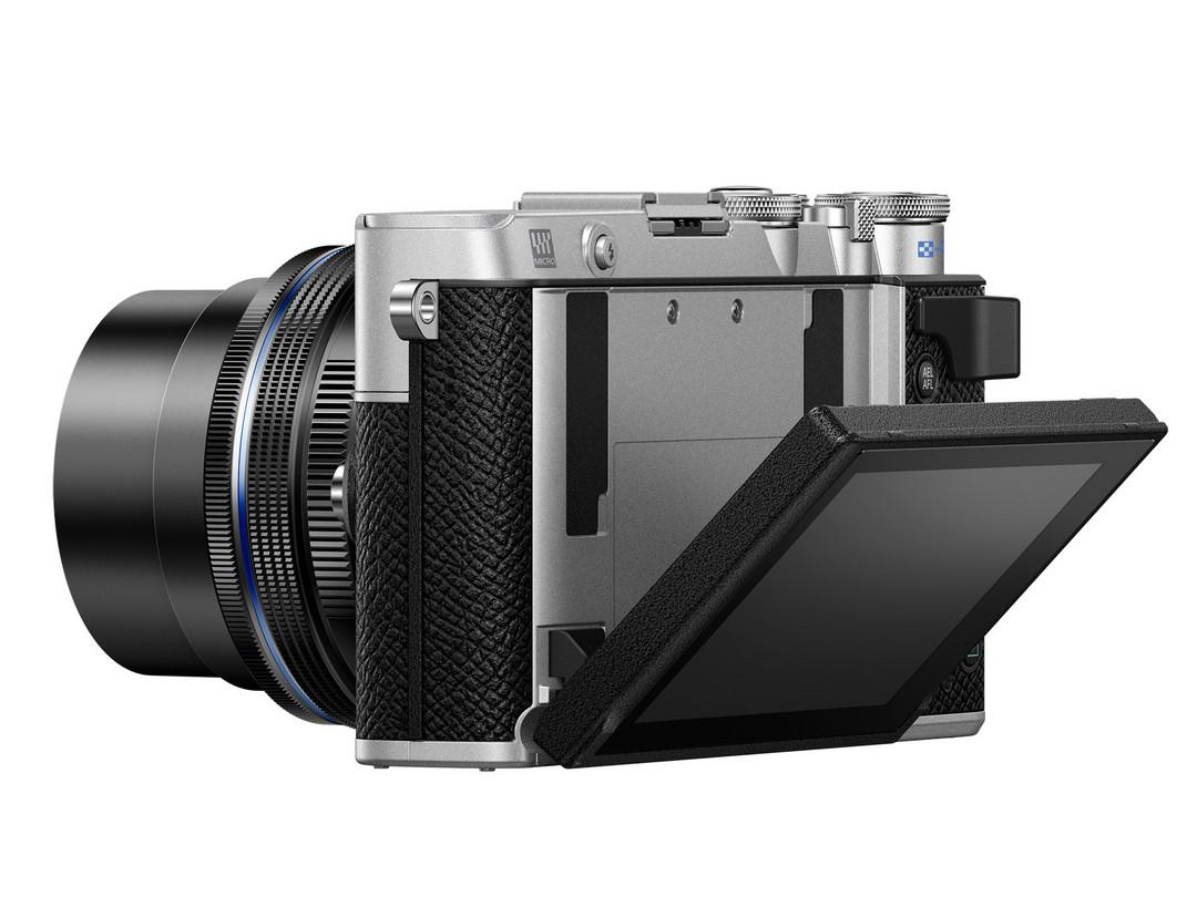 奥之心精密光学首款相机亮相,奥林巴斯PEN E-P7正式发布