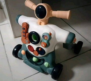 三合一【学步车丨滑行车丨溜溜车】婴儿玩具