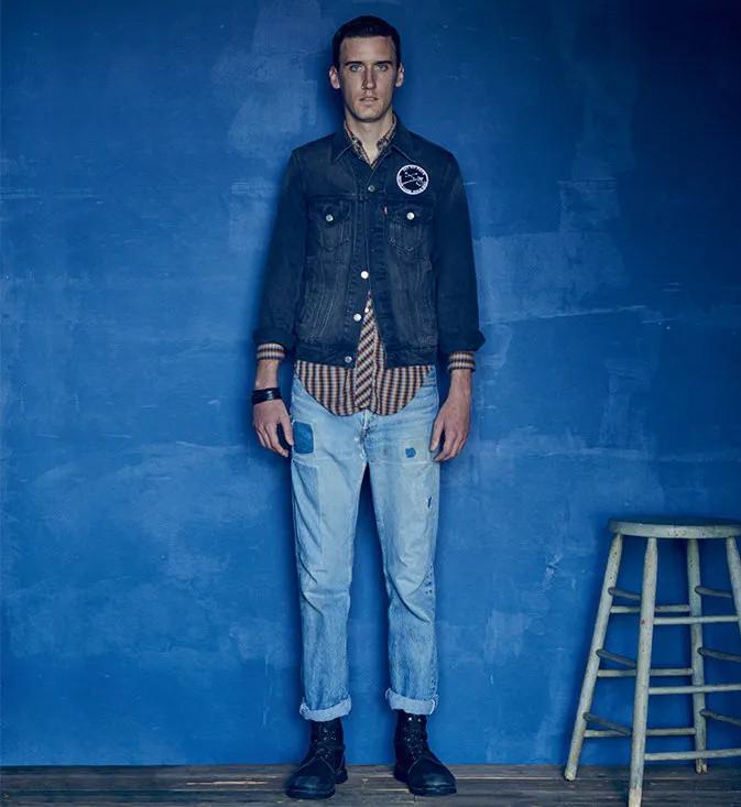 在所有的裤装里,男人的牛仔裤是yyds