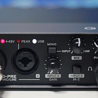让你的声音录制达到新高度 - 雅马哈UR22C桌面声卡使用心得