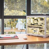 白色系主机的另外一种搭配:联力O11MINI装机作业参考