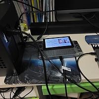电脑游戏装备 篇一:全雷电4扩展初探:win3 gpd+雷电4显卡坞+雷电4扩展坞