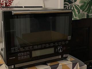东芝微蒸烤一体机