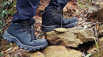 縱享探索樂趣:OUNCE遨游仕T1B登山鞋體驗