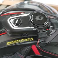 头盔蓝牙维迈通v9s购买及安装