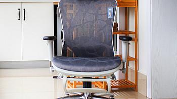 这把椅子有点帅-西昊M57B人体工学座椅入手