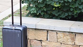 外出旅行、商务差旅轻松满足,悠启前开盖轻商务登机箱评测