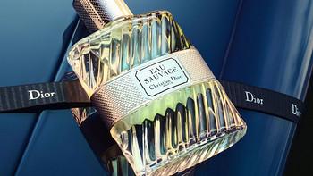 迪奥dior 清新之水 经历2次改款,历经50来年的经典男士香水