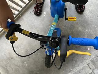 迪卡侬儿童自行车