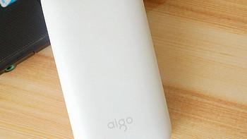 爱国者充电宝aigo X10P:香皂大小,10000mAh,还支持18W PD快充