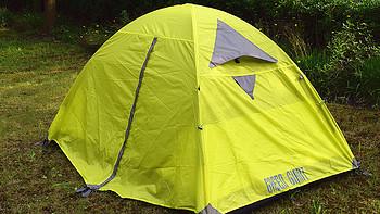 """雄关漫道""""道""""装备 篇六十:想和你躺着一起数星星,SENSE LEAD绿巨人帐篷"""