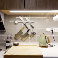 等我入住新家了,厨房台面也要空无一物,方便整洁还好打理!